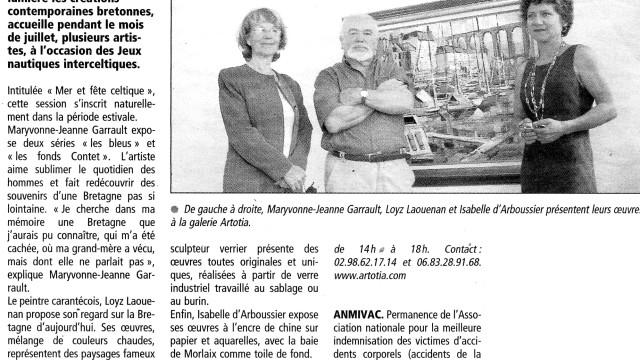 Galerie Artotia - 2007